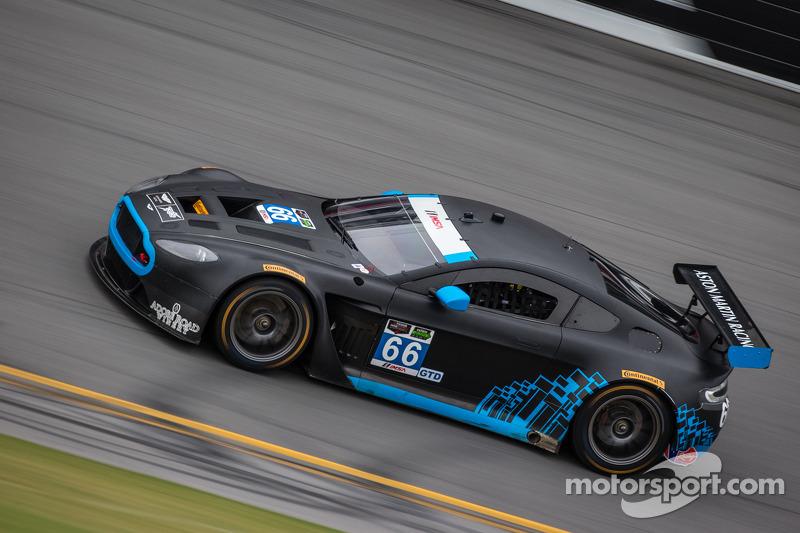 Successful testing at Sebring and Daytona for TRG-AMR North America