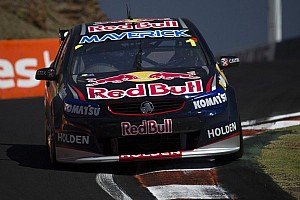 Supercars Race report Whincup holds off contenders for win at Phillip Island