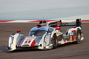 WEC Qualifying report Audi starts from second row in Bahrain