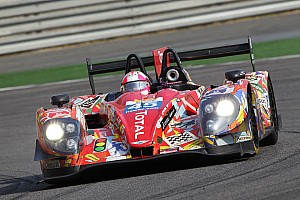 Asian Le Mans Preview OAK Racing Team Total in the running for the 2013 ASLMS title
