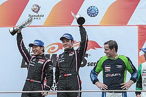 Asian Le Mans Race report OAK Racing rounds off its incredible season victory and championships
