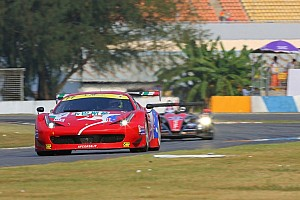 Asian Le Mans Race report Grand finale in Malaysia decided the results of the first season