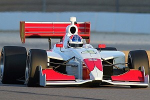 Indy Lights Testing report Frenchman Alex Baron leads the way for Belardi in Indy Lights testing