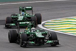 Formula 1 Breaking news 2014 Caterham passes crash tests