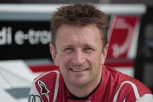 WEC Breaking news Audi's McNish remembered by the German marque