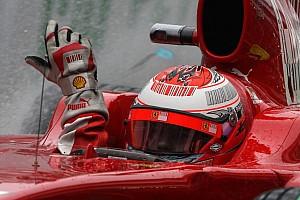 Formula 1 Breaking news Raikkonen to get first taste of 2014 Ferrari