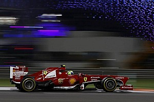 Formula 1 Breaking news A very special mission for the Ferrari F138 - video
