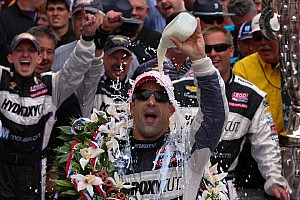 IndyCar Special feature Top 20 moments of 2013, #10: Tony Kanaan wins the Indy 500