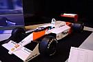McLaren: Step inside the MP4/4 - video