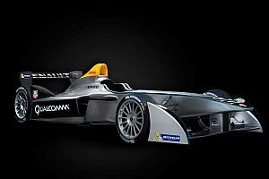 Formula E Breaking news Formula E car to make public debut in Las Vegas