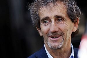 Formula 1 Breaking news Prost admits new turbo era 'fascinates me'