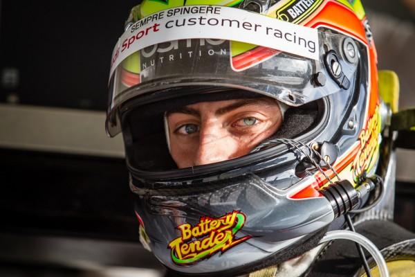 Dion von Moltke returns to Flying Lizards for full 2014 TUDOR Championship
