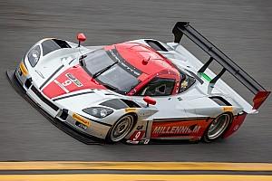 IMSA Breaking news Prototypes impress in first day of testing for Daytona 24