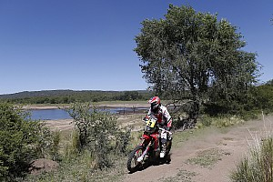 Dakar Stage report Barreda wins, first to break altitude record