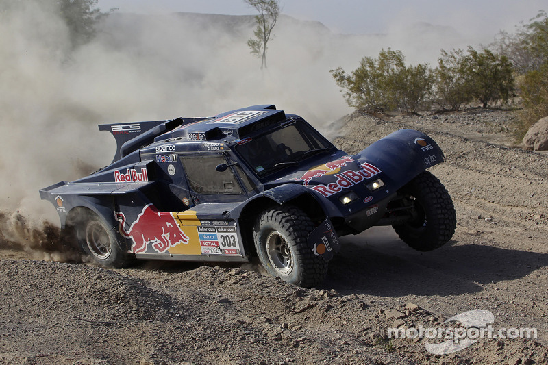 The Despres disaster and the Sainz show