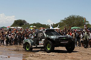 Dakar Stage report Eric Vigouroux Racing: stage 6 completed