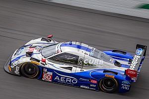 IMSA Preview AERO Paint Technology returns to IMSA in 2014 with Michael Shank Racing
