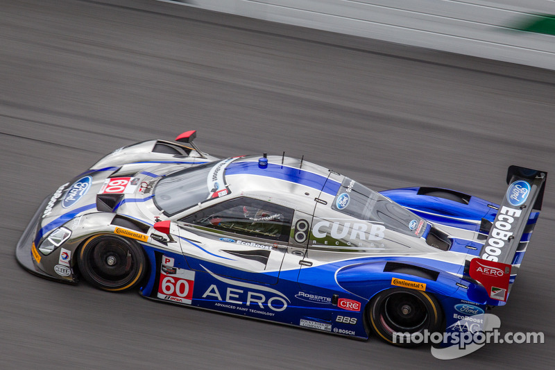 AERO Paint Technology returns to IMSA in 2014 with Michael Shank Racing