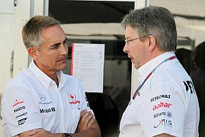 Formula 1 Rumor Brawn to McLaren - reports