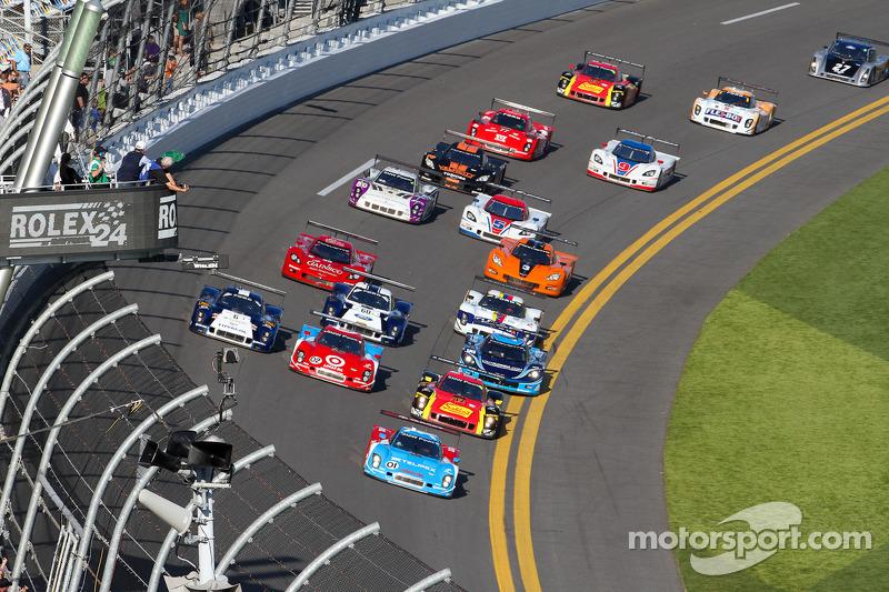Bucket list: Rolex 24 Hours of Daytona