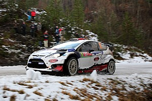 WRC Race report Mixed emotions for M-Sport in Monte