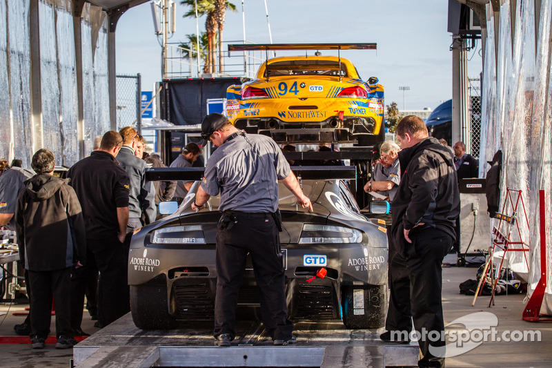 New era begins at Rolex 24 for TRG-Aston Martin Racing North America