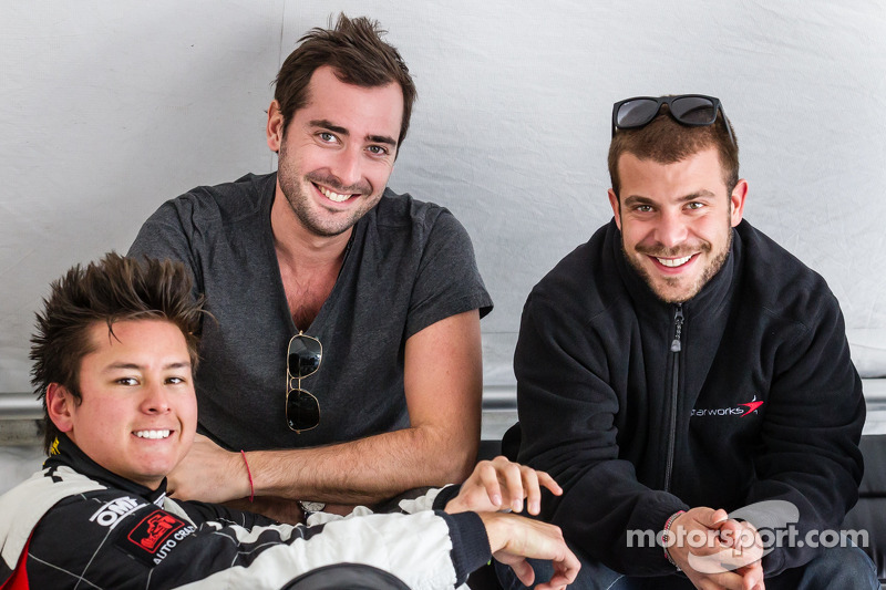 Viso and Saavedra join Rolex 24 field