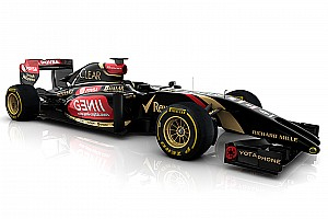 Formula 1 Breaking news McLaren and Lotus reveal odd-nosed 2014 cars