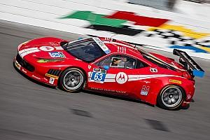 IMSA Qualifying report Scuderia Corsa Ferrari sweeps front row in qualifying at Daytona