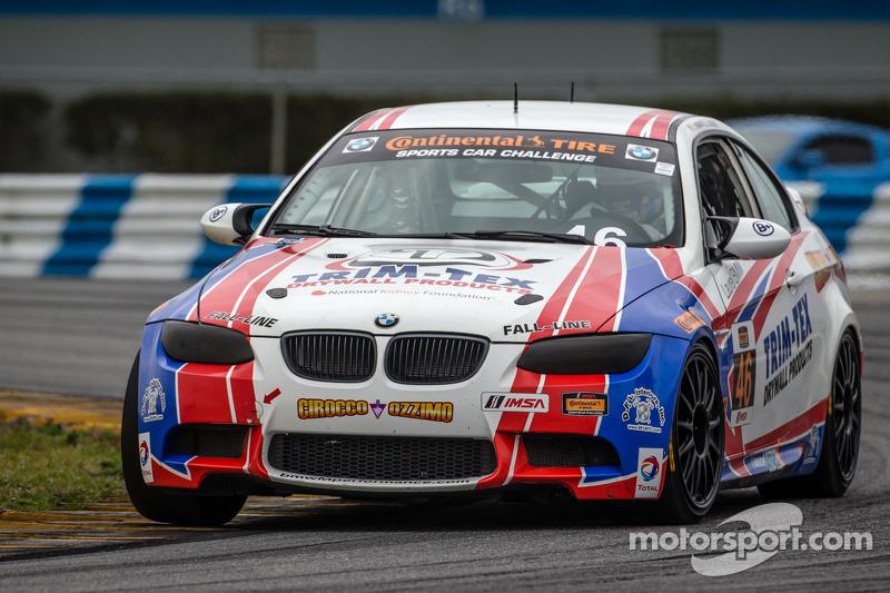Qualifying effort plagued by red flag for Fall-Line Motorsports CTSCC program at Daytona