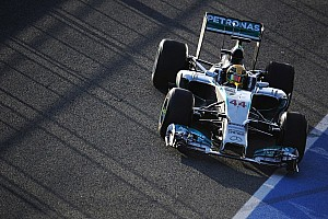 Formula 1 Breaking news Faltering start to first test of 2014