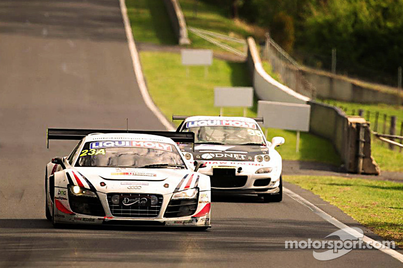 "Anglo-American team hoping for ""Third time lucky"" down under at Bathurst"