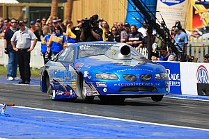 NHRA Breaking news Jimmy Alund to drive for KB Racing on Mello Yello Drag Racing series tour