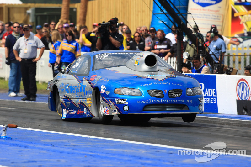 Jimmy Alund to drive for KB Racing on Mello Yello Drag Racing series tour