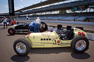 Vintage Breaking news Hundreds of historic racecars to compete at IMS in June