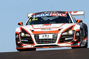 Endurance Breaking news Oliver Gavin storms to class pole at Bathurst