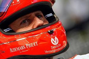 Formula 1 Breaking news Schumacher 'not responding to stimuli' - report