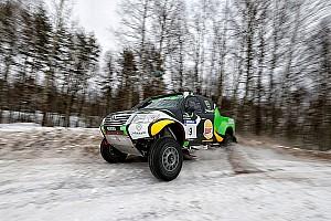 Cross-Country Rally Race report Baja