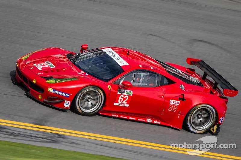 Krohn Racing and Risi Competizione combine for Sebring test