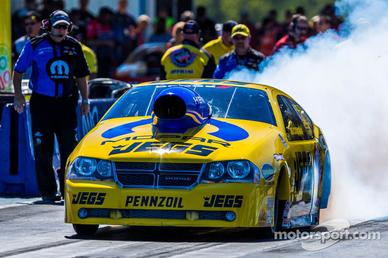 Coughlin, JEGS.com/Mopar team ready for upgraded Phoenix track