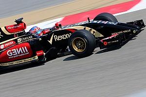 Formula 1 Breaking news Lotus finally confirms 2014 Renault deal