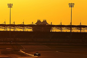 Formula 1 Testing report McLaren's Button is second fastest on test day three at Bahrain