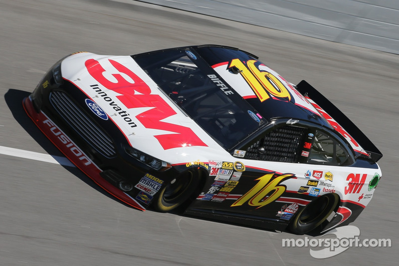 Roush and Biffle look toward Sunday