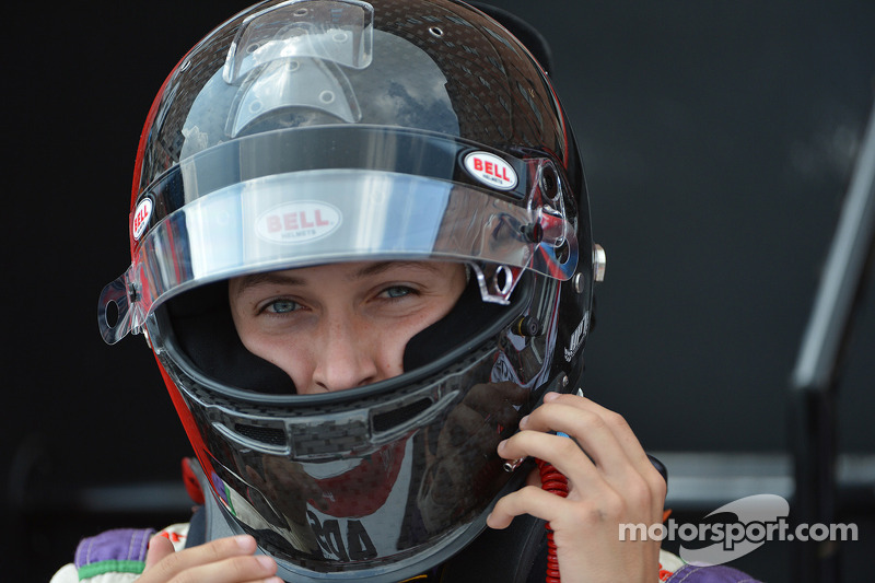 Andretti Autosport teammates completed two-day test at NOLA Motorsports