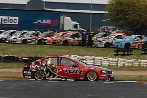 Supercars Race report Percat positive despite frustrating championship start at Adelaide