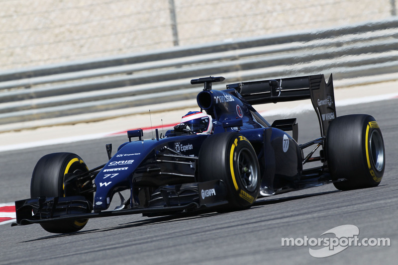 Another good day for Williams at the end of the pre-season test in Bahrain