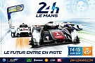 The 2014 Le Mans 24 Hours poster revealed