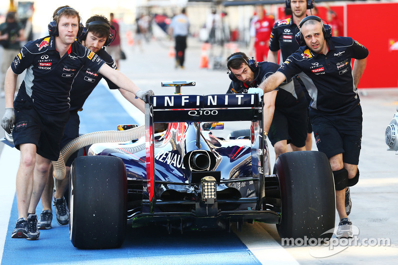 Red Bull could give up on 2014 chase - Trulli