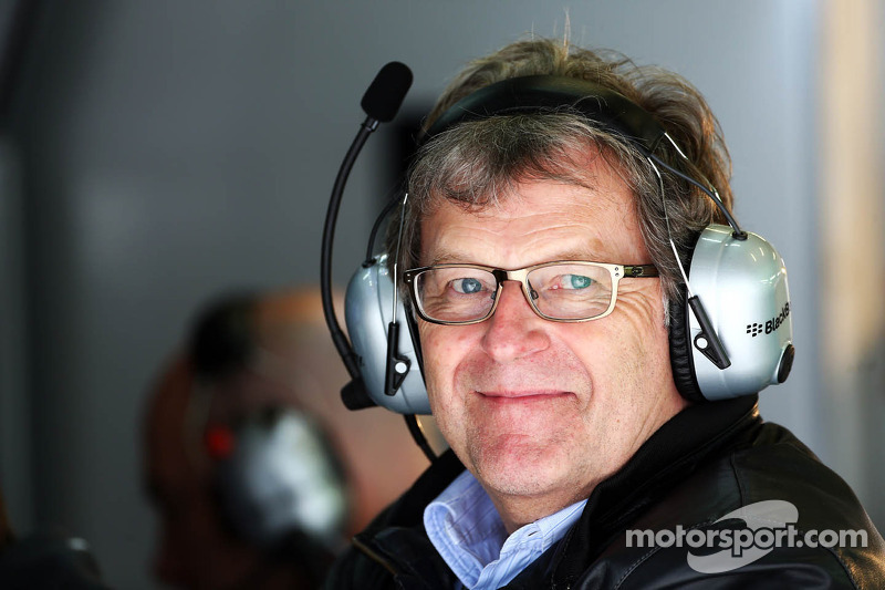Haug returns to motor racing with DTM