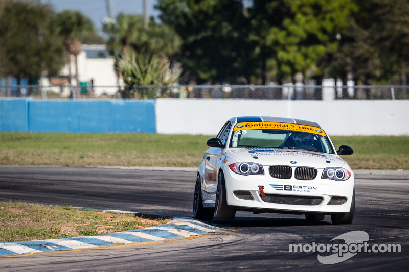 Burton Racing Looking Forward to Inaugural Sebring Race